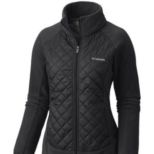 Columbia Warmer Days Quilted full zip jacket